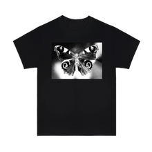 Load image into Gallery viewer, Butterfly Tee Black