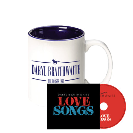 The Horses Mug + Love Songs CD