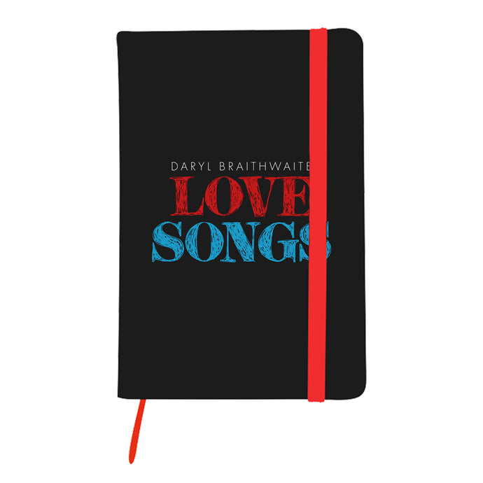Love Songs Notebook + Love Songs CD