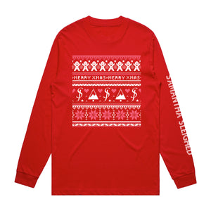 Samantha Sleighed Long Sleeve