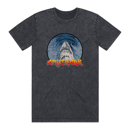 Stonewash Jaws Tee + Digital Download