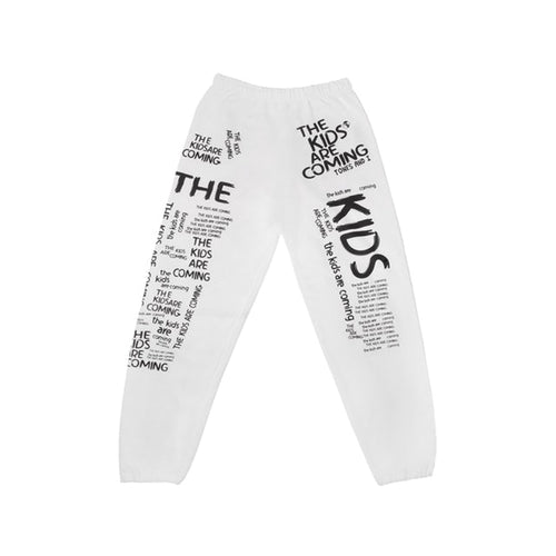 The Kids Are Coming Sweatpants