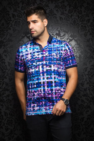 Polo IRVING turquoise