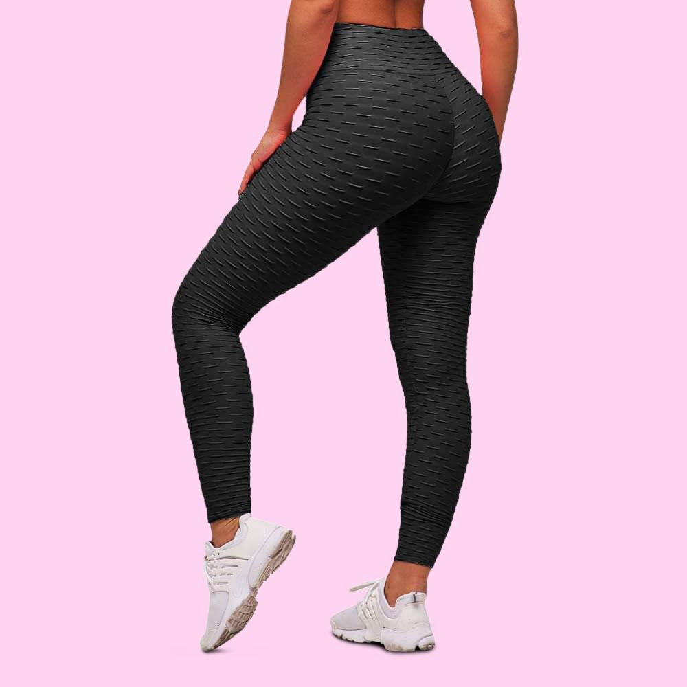 cellutherapie booty lift leggings anti cellulite amincissant noir