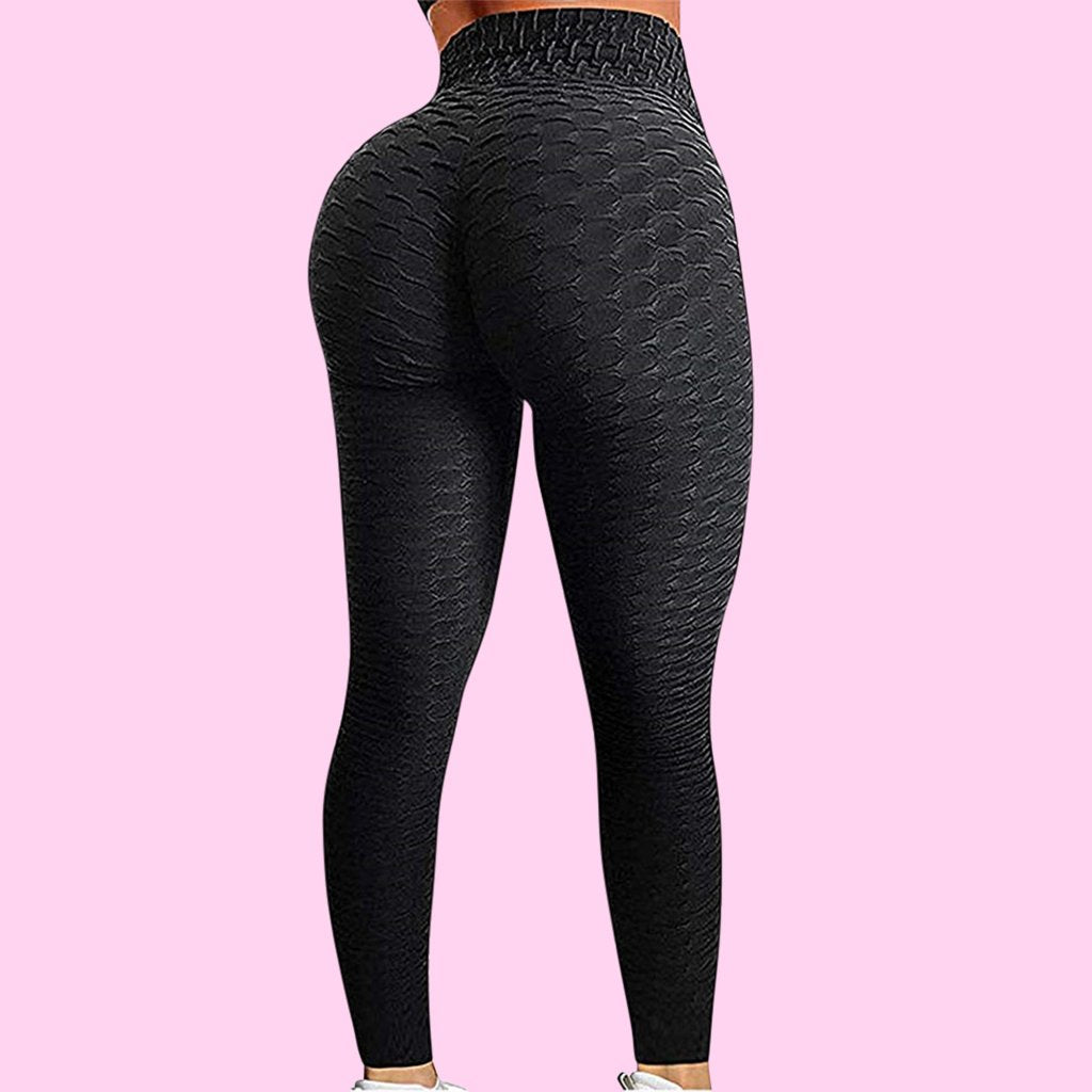 cellutherapie booty lift leggings anti cellulite amincissant noir 2