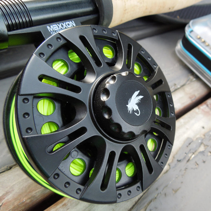 XG LINE-LOADED Fly Reel