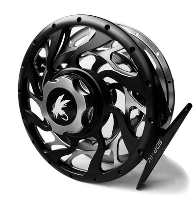 SDP Fly Reel with TRAXX
