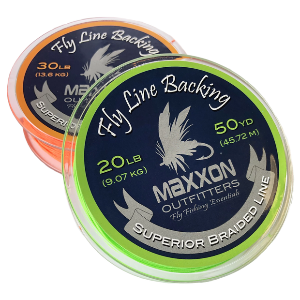 Maxxon Fly Line Backing