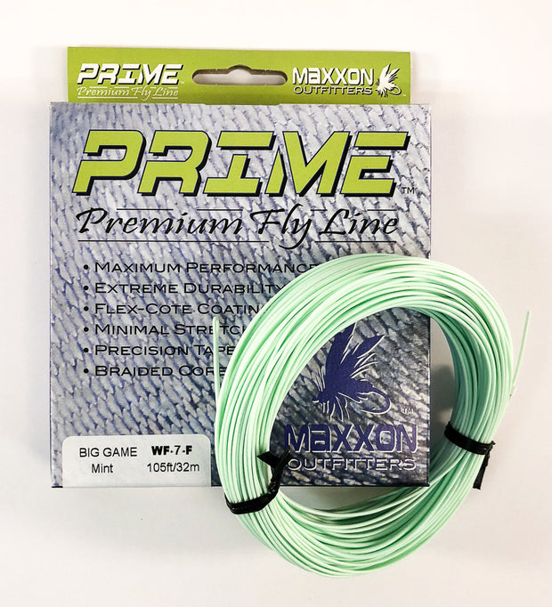 Premium Prime Big Game Fly Line