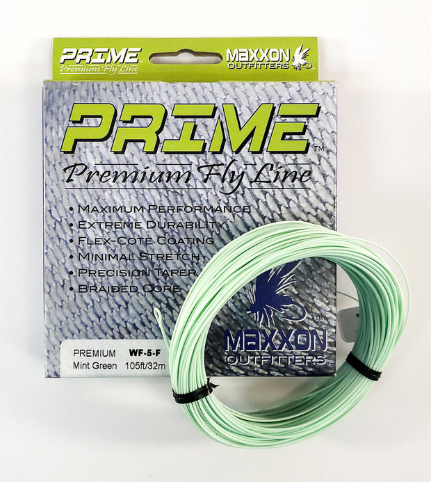 Prime Premium BIG GAME Fly Line