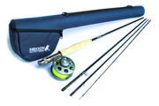 STONE FLY Fly Rod, Reel, Line & Case Combo