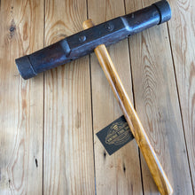 Load image into Gallery viewer, Antique CAULKING MALLET shipwright tool T5789