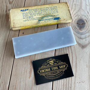 Vintage Norton HARD ARKANSAS JEWELLERS natural sharpening stone A81