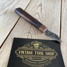 Load image into Gallery viewer, Antique FRENCH marking ERASING KNIFE Y1090