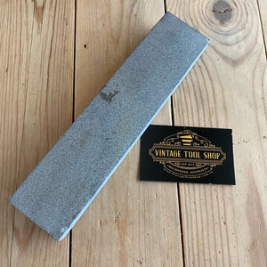 Vintage large TAM-O-SHANTER natural sharpening stone WATER STONE A59