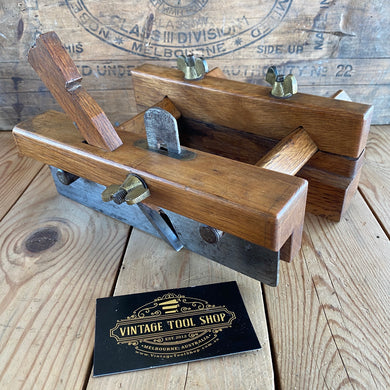 Antique Oak FRENCH PLOUGH Plane Y1788