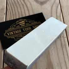 Load image into Gallery viewer, Vintage Belgian COTICULE barber hone natural sharpening stone A54
