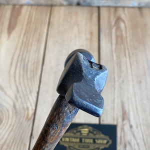 Vintage WARRINGTON Cross Peen cast steel HAMMER T5523