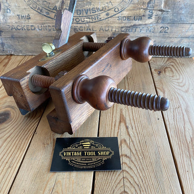 Antique FRENCH Screw Stem PLOUGH PLANE by EMPEREUR of Marseille  Y1903