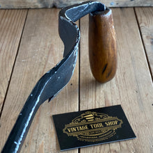 Load image into Gallery viewer, Vintage COOPERS DRAWKNIFE Wood Shave Draw Knife T7737