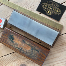 Load image into Gallery viewer, Antique NORTON Hard Translucent ARKANSAS natural sharpening stone