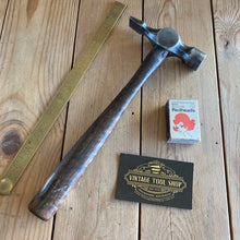 Load image into Gallery viewer, Vintage BRADES England CROSS Peen HAMMER T5101