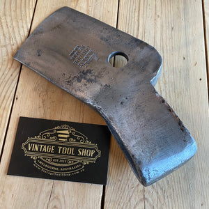Antique French pattern MINERS axe Y259