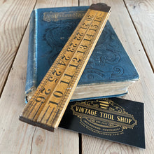 Load image into Gallery viewer, Vintage SYBREN Holland boxwood RULER T5751