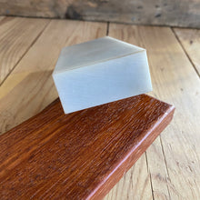 Load image into Gallery viewer, Vintage NORTON HARD TRANSLUCENT Arkansas natural sharpening stone