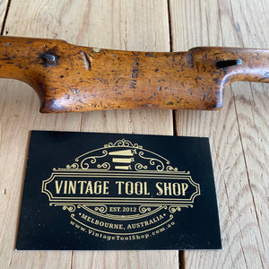 Antique BOXWOOD wooden spokeshave T1454