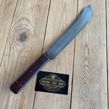 Load image into Gallery viewer, Vintage CARBON STEEL Butchers KNIFE T6753
