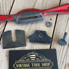 Load image into Gallery viewer, Vintage RECORD England Convex SPOKESHAVE spoke shave T7096