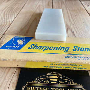 Vintage NORTON hard translucent ARKANSAS Jewellers natural sharpening STONE A41