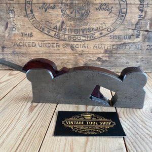 Antique INFILL shoulder plane MAHOGANY infill T3785