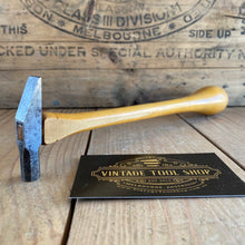 Load image into Gallery viewer, Vintage tiny English Jewellers Metalworking CLOSING Hammer T7402