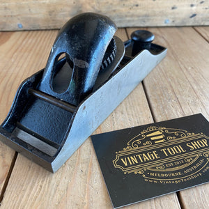 Vintage STANLEY No.130 double ended BLOCK PLANE T7648