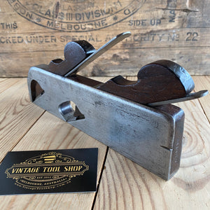 Antique SPIERS, Scotland Duplex DOVETAILED INFILL shoulder plane T653