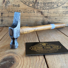 Load image into Gallery viewer, Vintage EXETER Pattern Warrington cross peen HAMMER T6138