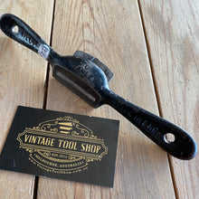 Load image into Gallery viewer, Vintage STANLEY England Flat Base No:64 SPOKESHAVE Spoke Shave T7594