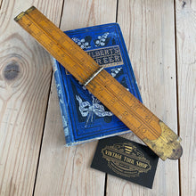 Load image into Gallery viewer, Vintage RABONE England 2ft boxwood RULER T7041