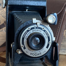 Load image into Gallery viewer, Vintage KODAK England folding CAMERA display item T7262