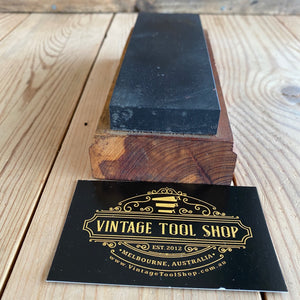 Vintage HARD black Arkansas by SMITHS natural sharpening STONE A48
