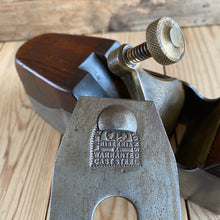 Load image into Gallery viewer, Atique SLATER England INFILL smoothing PLANE Rosewood T3571