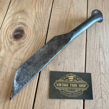 Load image into Gallery viewer, Vintage cast steel CAULKING IRON T7574