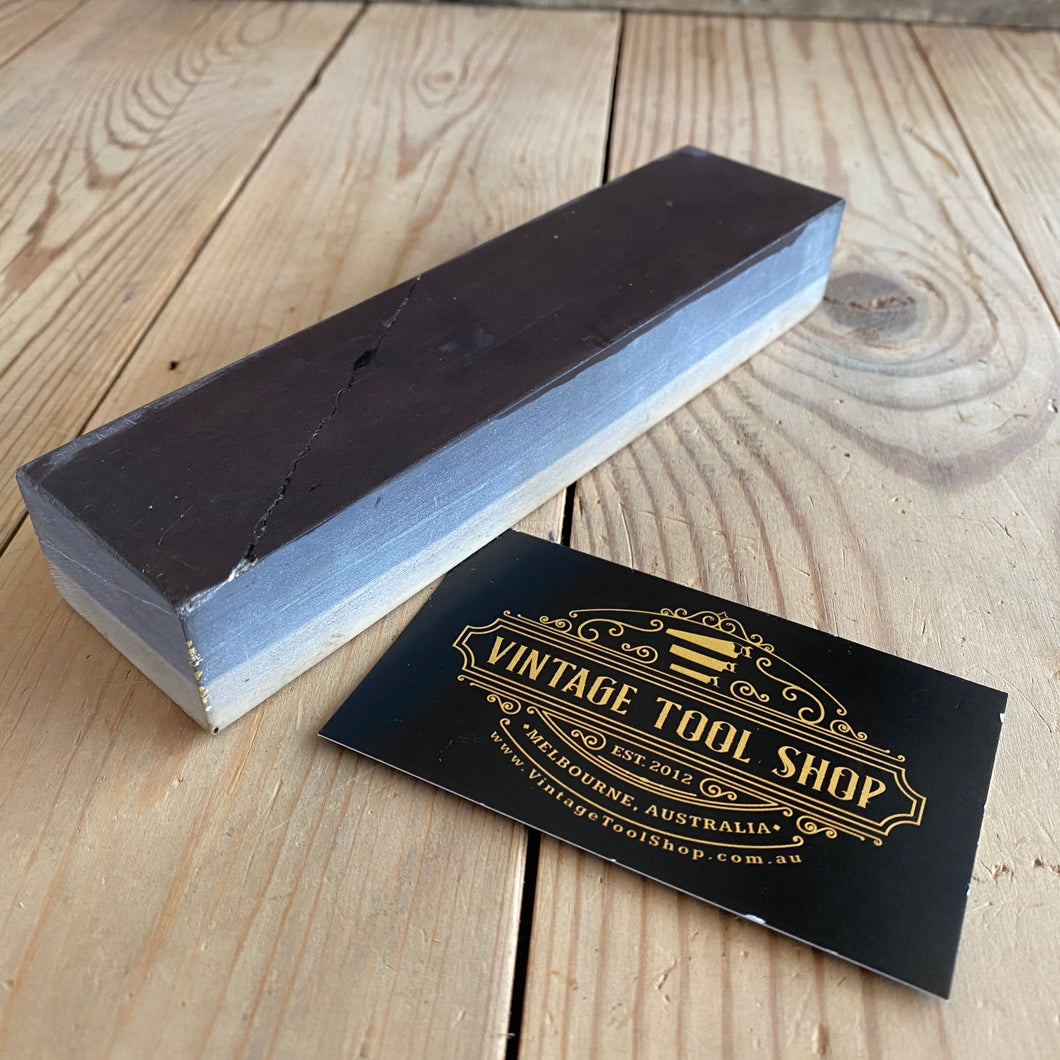 Vintage Belgian COTICULE WATERSTONE natural sharpening stone A60