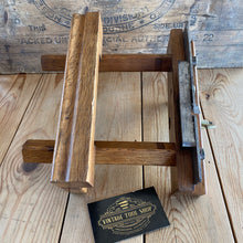 Load image into Gallery viewer, Antique Oak FRENCH PLOUGH Plane Y1788