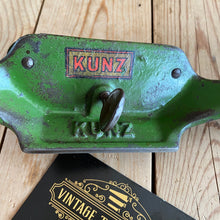 Load image into Gallery viewer, Vintage KUNZ Germany SCRAPER PLANE T3495
