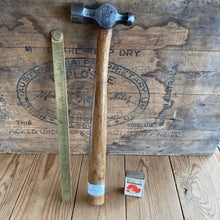 Load image into Gallery viewer, Vintage SPEAR & JACKSON Sheffield England BALL PEEN Hammer T5293