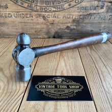 Load image into Gallery viewer, Vintage smaller CYCLONE Australia BALL PEEN Hammer T5299