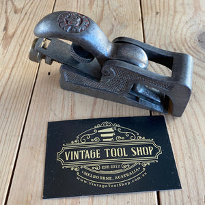 Antique EDWARD PRESTON No:1355 Bullnose Shoulder PLANE T3782